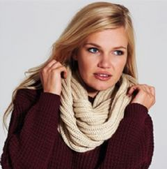 Deluxe Infinity Scarf (BC468)